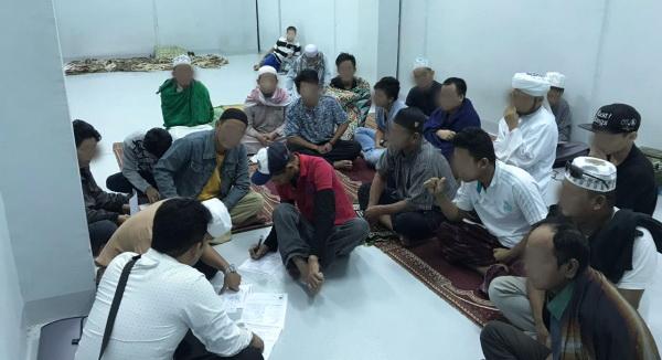 Berhaji Secara Ilegal, 116 Orang Indonesia Digerebek Polisi Saudi di Penampungan
