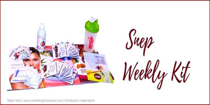 Snep Weekly Kit