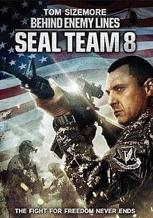 Sinopsis dan Jalan Cerita Film SEAL Team 8: Behind Enemy Lines (2014)