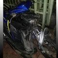 Kecelakaan di Turunan Layang Angke Libatkan Pemotor dan Pejalan Kaki