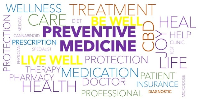 importance lifestyle preventative medicine preventing disease