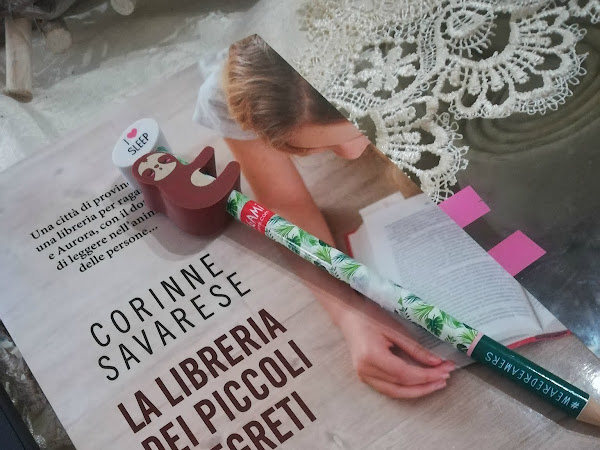 *Review Party* LA LIBRERIA DEI PICCOLI SEGRETI di Corinne Savarese [Leggereditore]