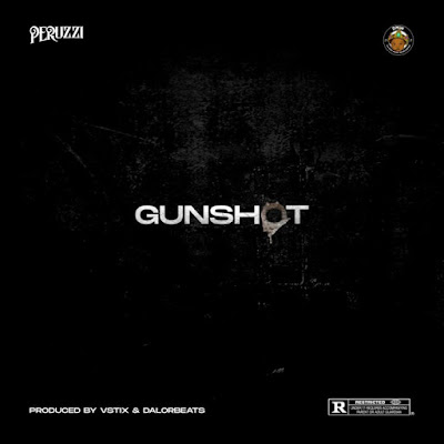"""Davido Music Worldwide and 30B Gang singer Peruzzi vibes comes through with his much anticipated first single of the year 2020 tagged """"Gunshot"""" produced by Vstix mixed and mastered by renowned sound engineer Swaps."""
