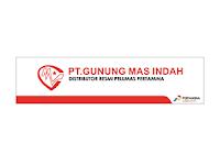 Loker Sales Industry di PT. Gunung Mas Indah - Semarang