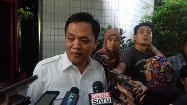 Belum Bisa Dipastikan, DPP Gerindra Sebut Peluang Prabowo Capres di Pemilu 2024 Masih Gaib