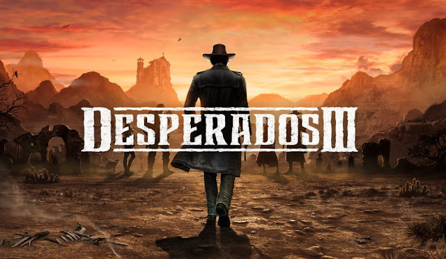 The Baron's Call: Free Update for Desperados III with new content released today