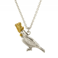 Alex Monroe Cockatoo Necklace Pendant Jewellery Blog
