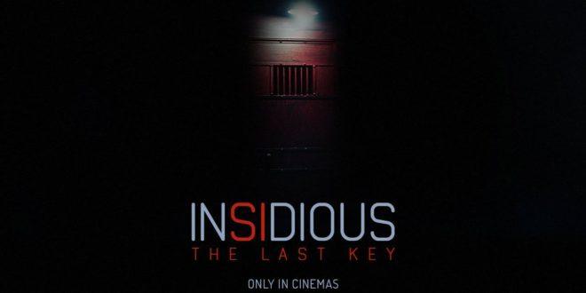 Insidious: The Last Key (English) MOVIE UTORRENT DOWNLOAD