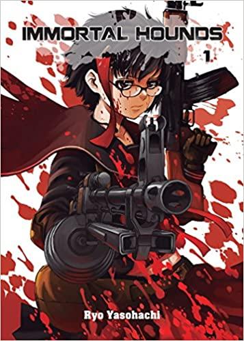 Manga: Shinazu no Ryōken de Ryō Yasohachi finalizará el 15 de octubre