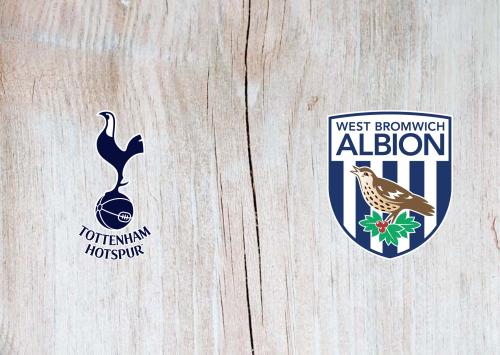 Tottenham Hotspur vs West Bromwich Albion -Highlights 07 February 2021