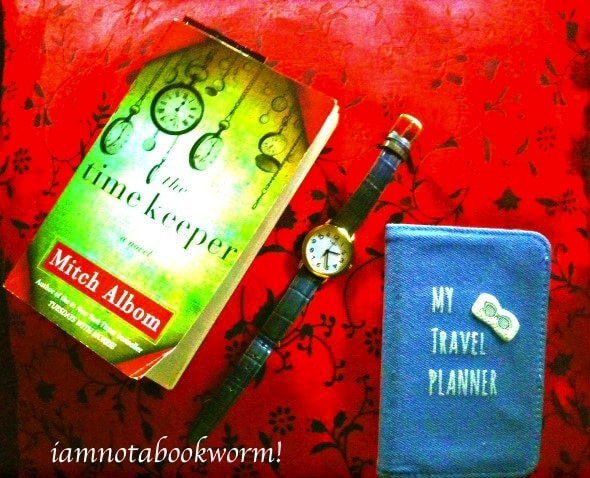 The Time-keeper by Mitch Albom | A Book Review by iamnotabookworm!