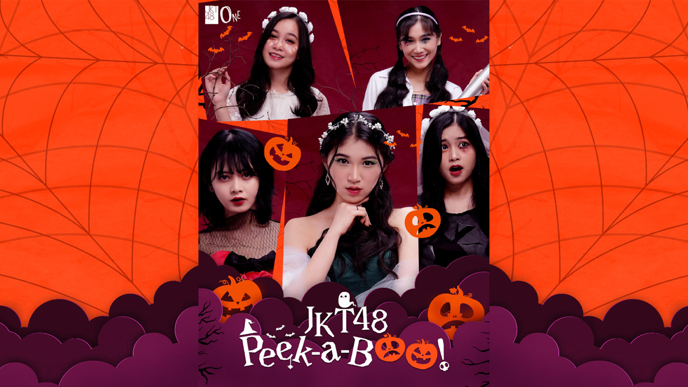 JKT48 Digital Photobook Peek A Boo