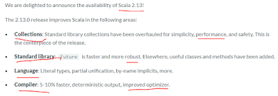scala new version
