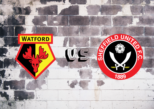Watford vs Sheffield United  Resumen