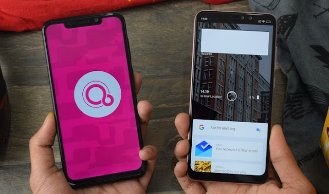 The real competitor of HarmonyOS is Google Fuchsia OS!