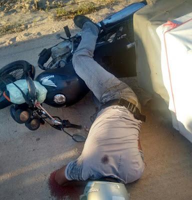 Vendedor de pães é assassinado a tiros no município de Saúde