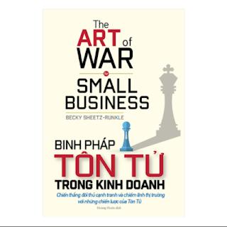 Binh Pháp Tôn Tử Trong Kinh Doanh ebook PDF EPUB AWZ3 PRC MOBI