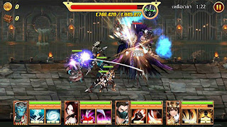 King's Raid Mod Apk v2.24.4 (Mod Unlimited Diamonds)