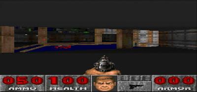 Doom - Snes - Captura 1