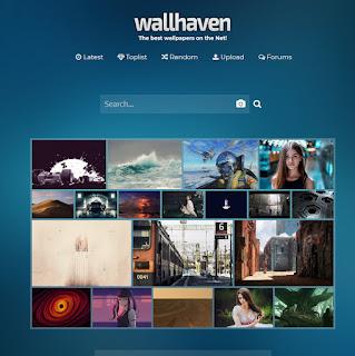 Sito Wallhaven