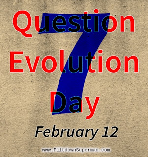 Question Evolution Day is relevant to those receiving discrimination and persecution for creation beliefs