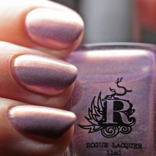 Rogue Lacquer Steam Punk Fantasy