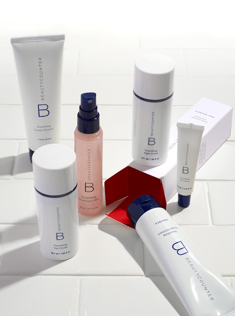 The Essential Nourishing Line by Beautycounter is great for those who are interested in making a clean swap in their beauty products for safer beauty.