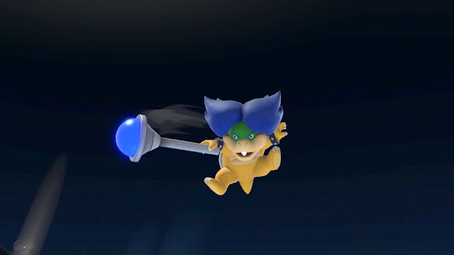 Super Smash Bros. Ultimate Koopalings Ludwig Bowser Jr. wand hammer up-special attack range buff version 3.1.0