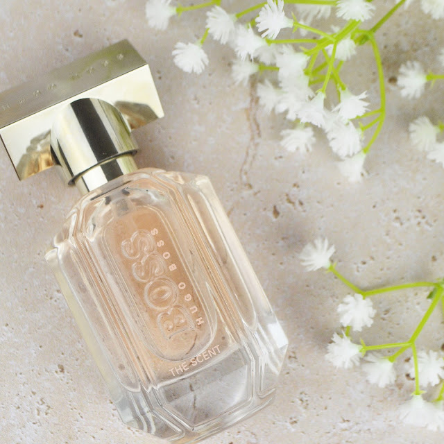 Hugo Boss Eau Du Parfum The Scent For Her Flatlay Lovelaughslipstick Blog