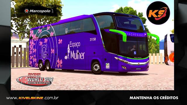 PARADISO G7 1600 LD - VIAÇÃO GARCIA MULHER