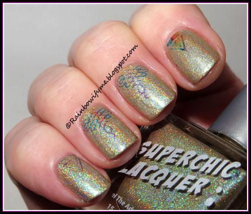 Superchic Lacquer ~ Wonderwall