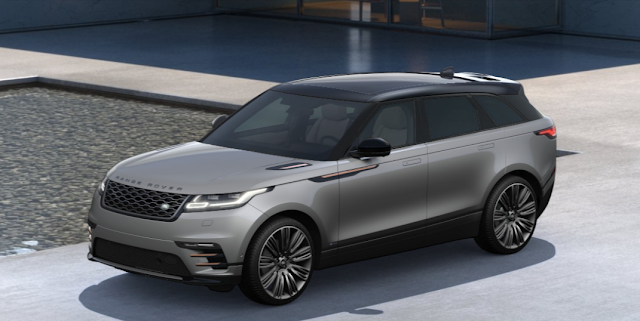 range rover velar 2018 couleurs colors. Black Bedroom Furniture Sets. Home Design Ideas