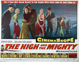 Poster - The High and the Mighty (1954)