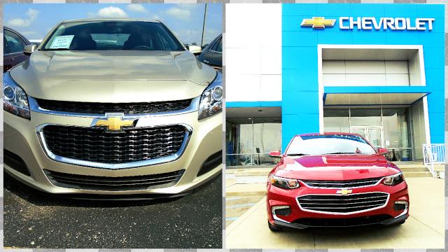 2015 U0026 2016 Chevrolet Malibu Mega Review: A New U0027Bu Just For You!
