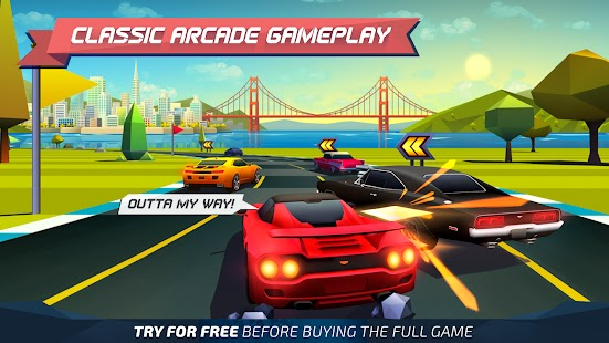Horizon Chase – World Tour Apk+Data Free on Android Game Download