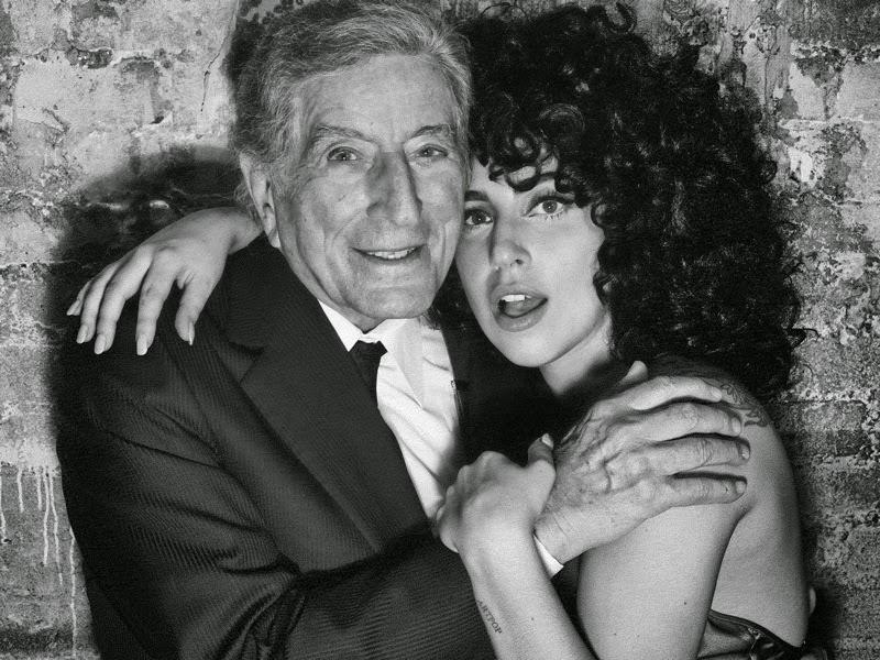 Cheek to Cheek: Lady Gaga sa cantare