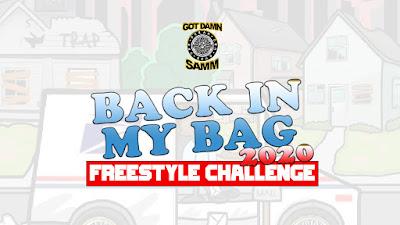 Dj Young Samm - Back In My Bag (Challenge)