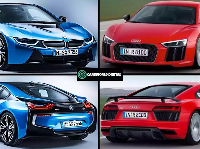 BMW i8 or Audi R8