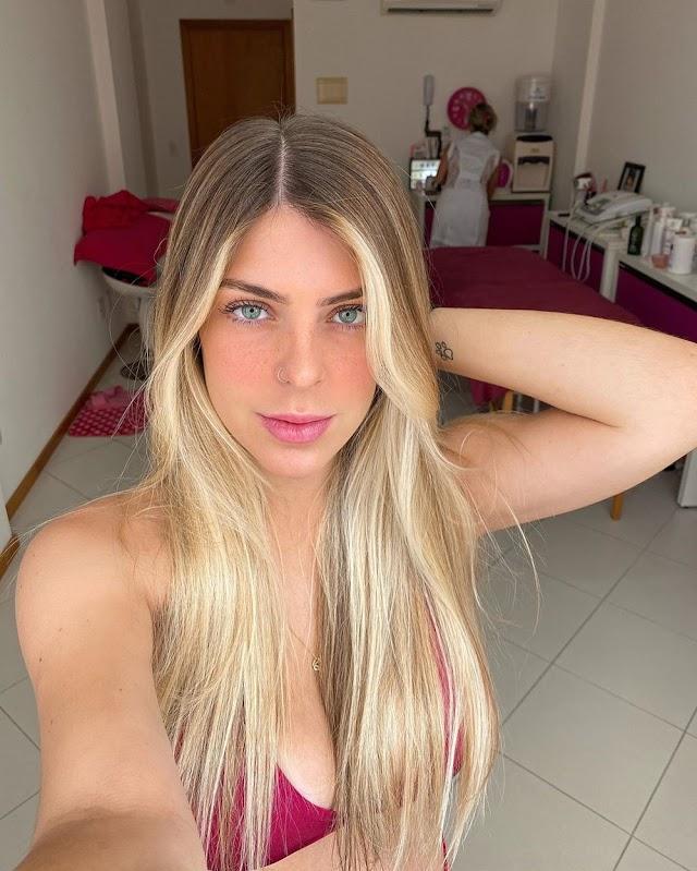 Influencer Ana Bruna Avila é mordida por tubarão nas Bahamas: 'Arrancou um pedaço do meu braço'