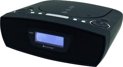 Beste wekkerradio met CD Soundmaster