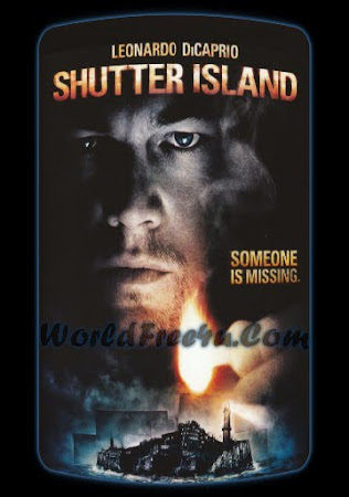 Poster Of Shutter Island In Dual Audio Hindi English 300MB Compressed Small Size Pc Movie Free Download Only At worldfree4u.com