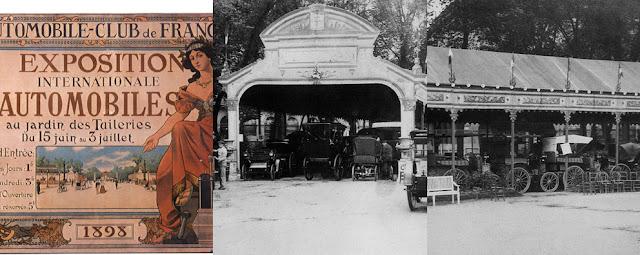Paris Motor Show desde 1898