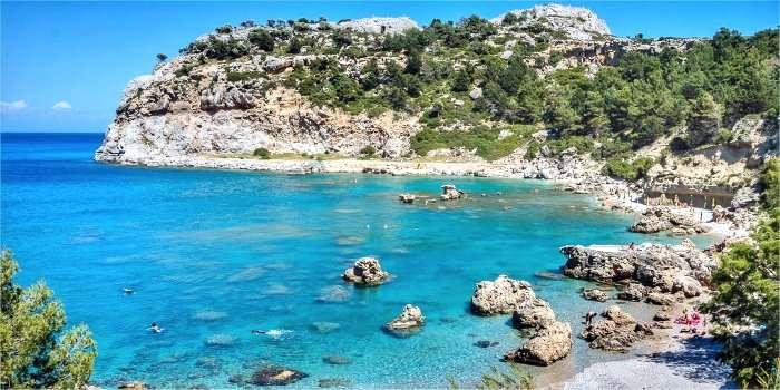 Spiagge Rodi Est