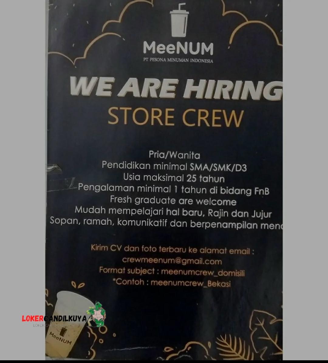 Lowongan Kerja PT Pesona Minuman Indonesia