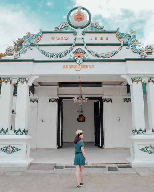 Destinasi wisata Keraton Yogyakarta