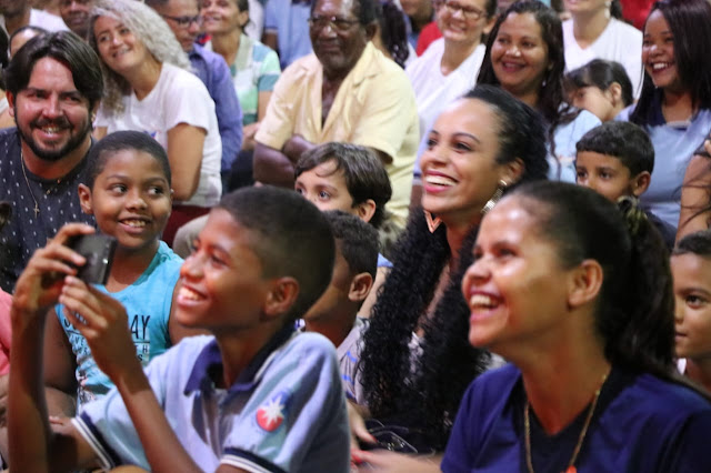 Emcena Brasil encerra programação em Luís Eduardo Magalhães com saldo de público de mais de duas mil pessoas