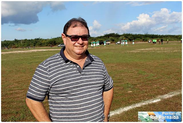 Prefeito Fransquinho Tavares Prestigia a final do Campeonato ...