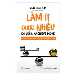 Làm Ít Được Nhiều ebook PDF EPUB AWZ3 PRC MOBI
