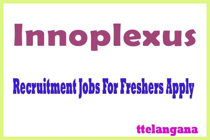 Innoplexus Recruitment Jobs For Freshers Apply