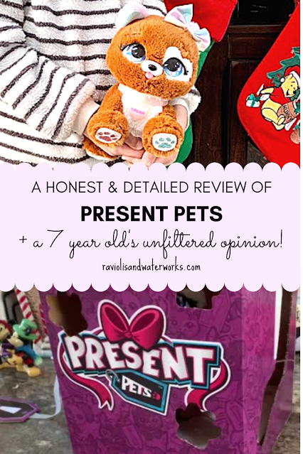 what is a present pet and how does it work